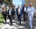 Јапан донирао 72 хиљада евра вредну опрему Дому здравља у Блацу
