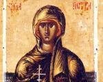 Danas se praznuje dan Svete mati Paraskeve - Petke