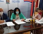 Više od 350 zatražilo prijem - razgovor gradonačelnice i saradnika sa građanima od 7 ujutru do večernjih sati
