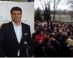 Захтеви протестаната у Нишу исти, градоначелник каже да се враћају дугови