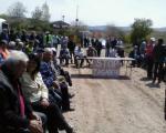 Мештани Белотинца, Кнежице и Ћурлине блокирали нишку депонију