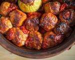 Stari recepti juga Srbije: Punjene paprike iz rerne