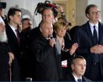 Путин у посети Србији: Хвала на пријатељству! (ФОТО-ВИДЕО)