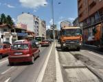 Почела реконструкција улице 7. јула