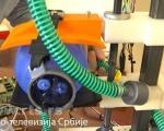 Alternativni respirator delo domaćih stručnjaka