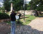 Rumunska državna televizija snima dokumentarni film u Nišu (FOTO)