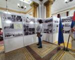 Харченко посетио изложбу у Нишу, поводом 75 година од победе над фашизмом