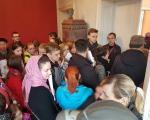 Rusi prvi put danas glasali u Nišu