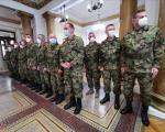 Пријем за руске специјалисте у Нишу