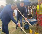 Министар Ружић положио камен темељац за нови вртић у Мерошини