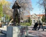 Споменик Бајрамовићу обезбеђен видео-надзором