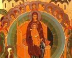 Episkop niški Arsenije, danas na Sabor Presvete Bogorodice u Pirotu