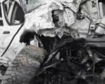 Воз на улазу у Грделичку клисуру смрскао аутомобил, сувозач преминуо