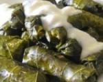 Стари рецепти југа Србије: Сармице од виновог листа са млевеним месом