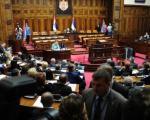 Počela konstitutivna sednica Skupštine Srbije