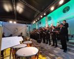 Московски синодални хор наступа у Нишу