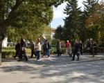 Dan belog štapa: Bolji uslova za normalno funkcionisanje slepih i slabovidih u Leskovcu
