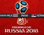 Гледајмо заједно и навијајмо за Србију против Костарике, данас на нишком Амфитеатру