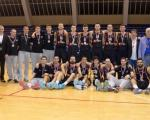 Шампионима Друге кошаркашке лиге трофеј уручен у Алексинцу