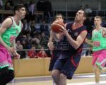 Konstantin bez snage, Mega Leks u polufinalu Kupa Radivoja Koraća