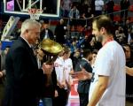 Саопштење за јавност Кошаркашког савеза Србије поводом скрнављења трофеја