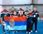 Медаље за НИФ са два међународна такмичења, из Румуније и Темерина