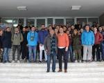 Светислав Пешић гостовао на Факултету спорта и физичког васпитања у Нишу