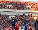 Crvena zvezda je šampionski odigrala u Nišu