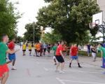 Спортски део прославе градске славе: Одбојка и баскет у центру града