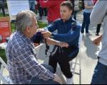 """Svetski dan srca, """"Klinika na otvorenom"""" u Leskovcu"""