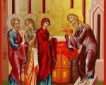 Сретење Господње: Сусрет Бога и човека - зиме и лета