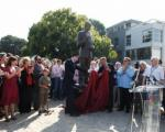 U Leskovcu otkriven spomenik Tomi Zdravkoviću