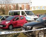 Leskovac : Bomba oštetila tri automobila