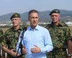 Stefanović: Obavezni vojni rok je realna potreba vojske