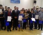 """Studentske stipendije i učeničke nagrade """"Komisije Sveta Petka"""" GO Medijana"""