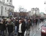 Radnička buna: Radnici Jumka krenuli kod Dačića