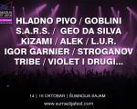 """Šumadija fest"" 14. i 15. oktobra u Kragujevcu"