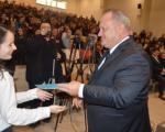 У Лесковцу награђени најуспешнији млади таленти