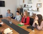 Znanje je najveće blago: Prijem u GO Medijana za talentovane učenike