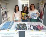 """TON promoviše Niš i """"Nišvil"""" na 8. Sajamu omladinskog turizma, """"OPENS YOUTH FAIR"""" u Novom Sadu"""