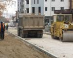 Radovi u Topličinoj ulici teku po planu