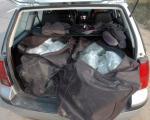 Код Куршумлије ухапшен Албанац са 47 килограма марихуане
