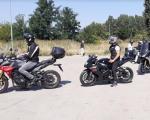 Пажња и опрема: Тренинг безбедне вожње за двоточкаше