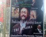 Novogodišnji koncert Tri tenora - Pavarotiju u čast