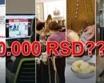 ДА ЛИ ЈОЈ ВЕРУЈЕТЕ? Тврди да живи од 30.000 динара и да може себи све да приушти
