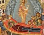 Velika Gospojina - Uspenje Presvete Bogorodice