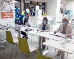 Ново радно време вакциналних пунктова у нишким Тржним центрима