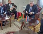 Амбасадор Белорусије у посети Нишу