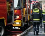 Ponovo požar u Nišu: Izgorela spavaća soba stana na Ledenoj steni