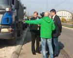Радови на уређењу Византијког булевара у Нишу напредују